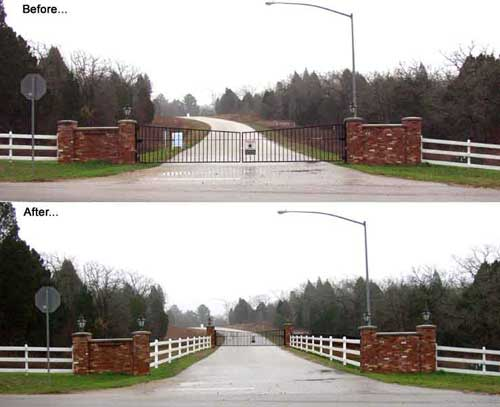 gate photos
